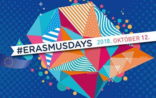 Akadálymentesített tananyagok – Erasmus Napok fórum, okt. 12.