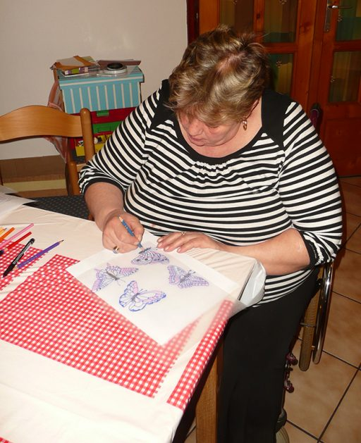 Kerekesszékben nevelt négy gyereket, kreatív vállalkozást vezetett – interjú