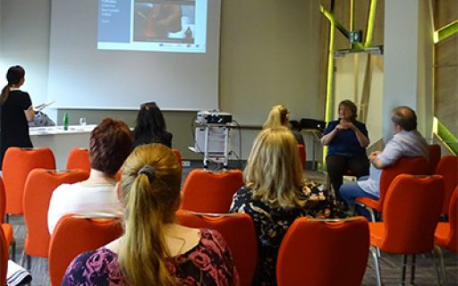 Erasmus+ konferencia a budapesti Hélia Hotelben