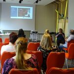 Presentation held to the doctors working for the rehabilitation authorities