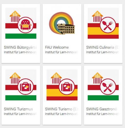 Letölthetők a SWING alkalmazások a Google Play áruházból! (Jelelve)